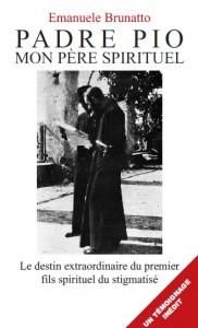 Padre Pio mon père spirituel 1er de couv