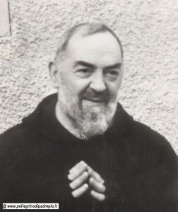 Sourire de Padre Pio